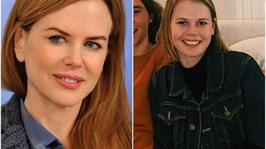 A rare new picture of Nicole Kidman's niece Lucia has surfaced, and fans can only think of one thing