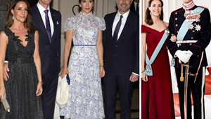 Prince Frederik's controversial brother puts on a brave face in rare Instagram snaps, amid bitter Danish royal feud