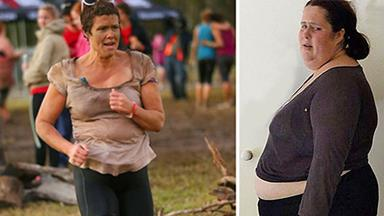 The inspiring reason behind this woman's amazing 100kg weight loss transformation
