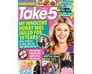 Take 5 Issue 28 Online Entry Coupon