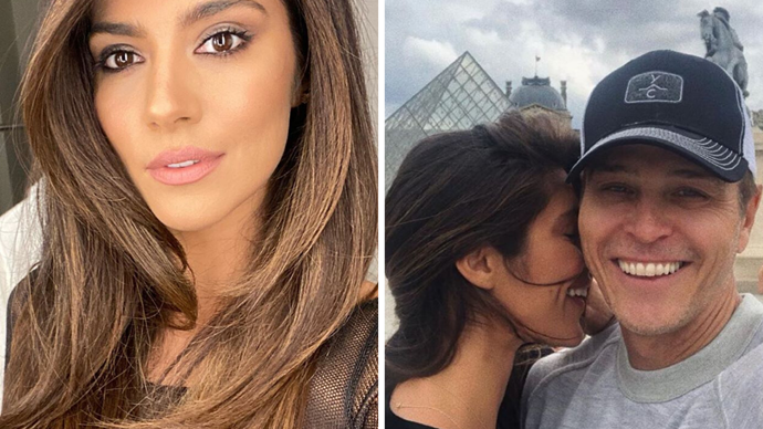 Pia Miller's boyfriend sends her a gorgeous romantic gift, as the pair are forced to separate for MONTHS - and she's revealed their adorable couple nickname