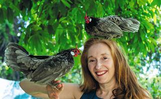 Chookin' good: Meet the Aussie women who love keeping chickens as pets