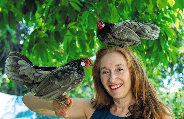 Chookin' good: Meet the Aussie women who love keeping chickens as pets