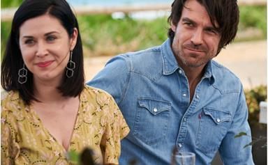 The end of an era? Home and Away's Ben and Maggie film heartbreaking farewell as they get ready to leave Summer Bay