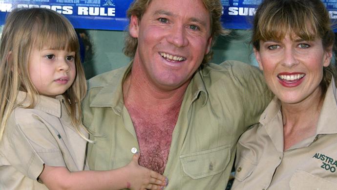 Terri Irwin reveals late husband Steve Irwin's dying wish
