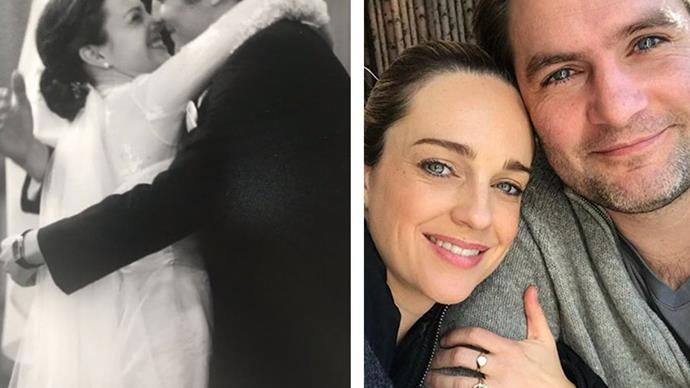 Home And Away's Penny McNamee's relationship with high school sweetheart Matt Tooker will restore your faith in love