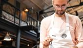 EXCLUSIVE: MasterChef's Reece Hignell had an on-set spit bucket so he could stick to his plant-based diet during challenges