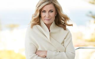 EXCLUSIVE: Deborah Hutton reveals the frightening truth about her scar