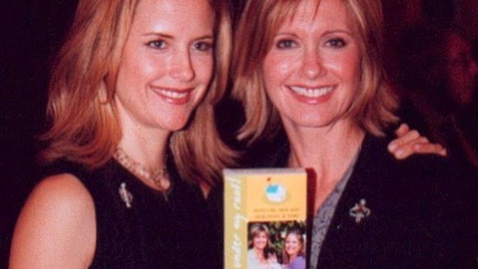 Olivia Newton-John leads the celebrity tributes to Kelly Preston
