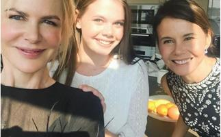 Seeing triple! Nicole Kidman's sweet tribute to her sister Antonia reveals just how strong those family genes are