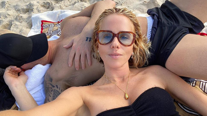 Michael Clarke proves he's already become the ultimate Instagram boyfriend in his blossoming new romance with Pip Edwards