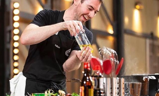 EXCLUSIVE: MasterChef's Callum Hann admits he was excited to come home after his elimination