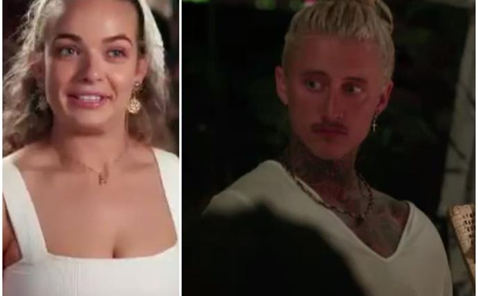 Abbie and Ciarran just got VERY friendly on Bachie in Paradise, but did they really hook up?