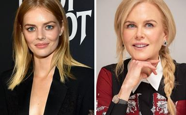 Home And Away's Samara Weaving has scored a HUGE Hollywood role opposite Nicole Kidman