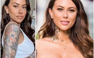There's a lot more than meets the eye to Jessica Brody, the  tattooed new love interest who's captured Ciarran's attention on Bachelor in Paradise