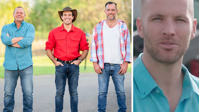 """EXCLUSIVE: Farmer Want A Wife's """"missing"""" sixth farmer Jack has been gagged by Channel Seven and is """"unable"""" to reveal why he disappeared from the show"""