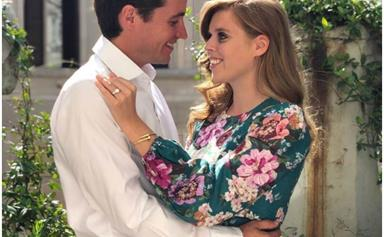 Princess Beatrice has married her fiancee, Edoardo Mapelli Mozzi in a small private ceremony at Windsor