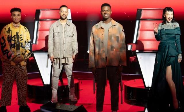 Congratulations! Chris Sebastian wins The Voice