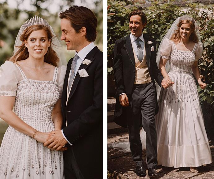 NEW PHOTOS: Inside Princess Beatrice's whirlwind romance with husband Edoardo Mapelli Mozzi
