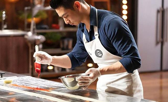 EXCLUSIVE: MasterChef's Reynold Poernomo says learning from his past homophobic comments has given him hope