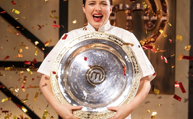 Congratulations Emelia! The cake queen is crowned the winner of MasterChef Australia's Back To Win season for 2020