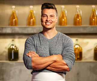 Disgraced MasterChef contestant Ben Ungermann was nowhere to be seen during the MasterChef finale