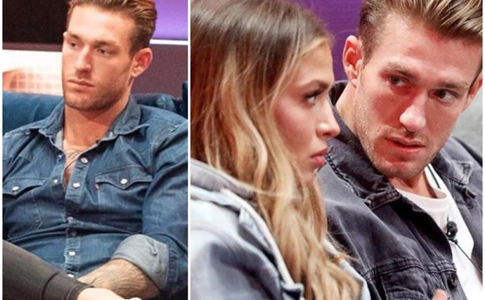 EXCLUSIVE: Big Brother's Chad and Sophie have discussed those rumours about their fake romance, and he has one response