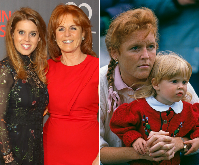 Sarah Ferguson breaks her silence on daughter Princess Beatrice's wedding, in poignant post that's VERY different to her reaction to Eugenie's nuptials