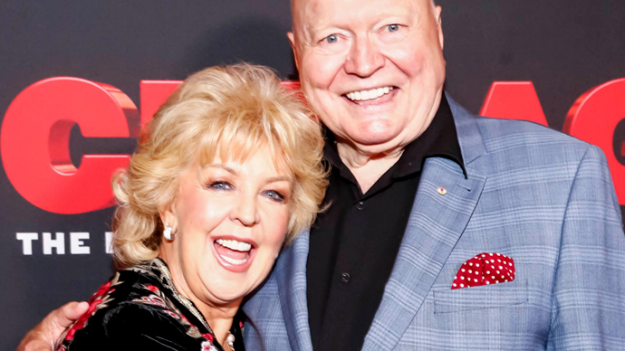 """My darling Bert turns 82 today"": Patti Newton leads the heartfelt birthday tributes to husband Bert Newton"