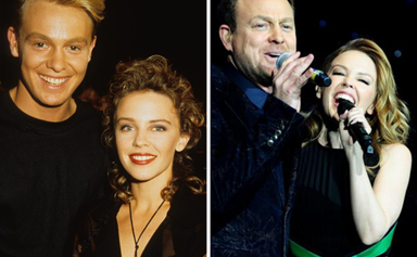 """""""I had grown good friends of mine calling me crying"""": Kylie Minogue reveals the hidden story behind her emotional onstage reunion with Jason Donovan"""
