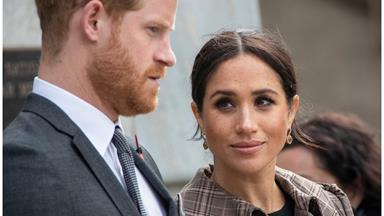 """The squeaky third wheel of the Palace"": The biggest revelations to come from Prince Harry and Duchess Meghan's tell-all biography"