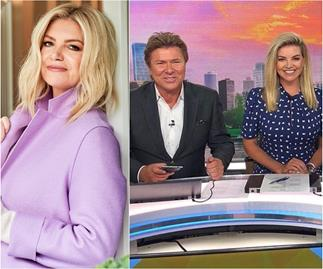 """I've got too much to lose"": How Rebecca Maddern reacted after her co-host Richard Wilkins caught COVID-19"