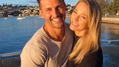 SHE'S HERE! OG Bachelor couple Tim Robards and Anna Heinrich welcome their baby daughter
