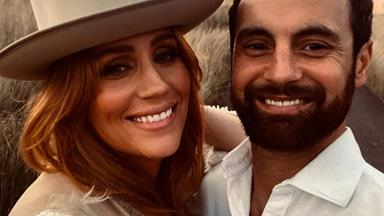 BREAKING BABY NEWS! MAFS' Cam Merchant and Jules Robinson have welcomed their first child