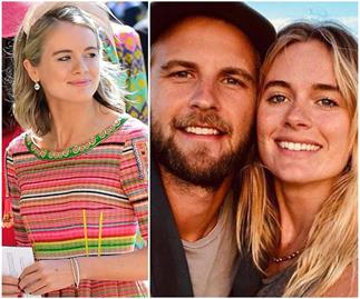 Prince Harry's ex-girlfriend Cressida Bonas secretly marries in a private ceremony - at an unexpected location