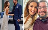 Inside Ada Nicodemou and Adam Rigby's beautiful love story