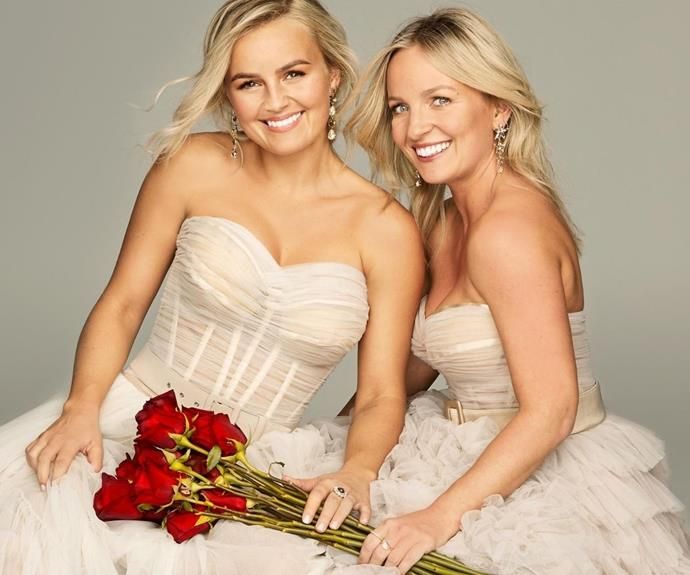 CONFIRMED! Elly Miles AND her sister Becky are our next Bachelorettes for 2020
