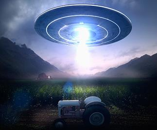 UF-OMG! The creepiest UFO and alien encounters in Australia
