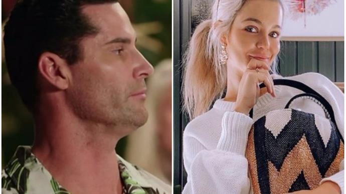 """""""You have some bigggg boots to fill..."""": Bachelor in Paradise's Helena responds to Jamie's curve ball declaration of love"""
