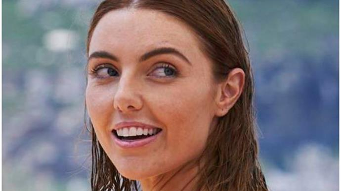 """He's just a boss and so charismatic"": Home and Away's newest actress Maddy Jevic grew up watching the show - but one actor took her completely by surprise"