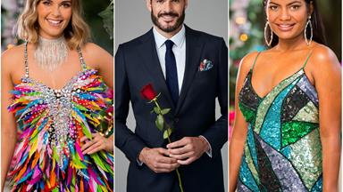 Meet the women sauntering into Locky Gilbert's particularly chiselled arms on The Bachelor 2020