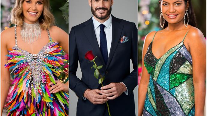 Meet the women set to saunter into Locky Gilbert's particularly chiselled arms on The Bachelor 2020