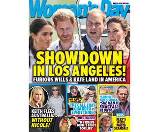 Enter Woman's Day Issue 33 puzzles online!