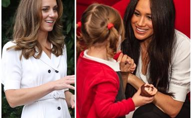 Duchess Catherine and Prince William lead the birthday tributes to Duchess Meghan with a public message of support