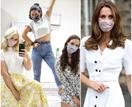 Looking to make like Kate with a stylish face mask? We've found the chicest options in Australia