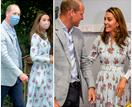 Duchess Catherine and Prince William's colourful seaside visit gets everyone talking
