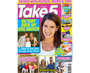 Take 5 Issue 32 Online Entry Coupon