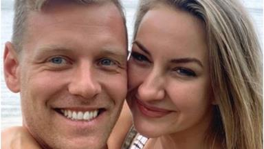 A telling clue suggests Glenn actually proposes to Alisha in the Bachelor in Paradise grand finale and our hearts can't take the cuteness