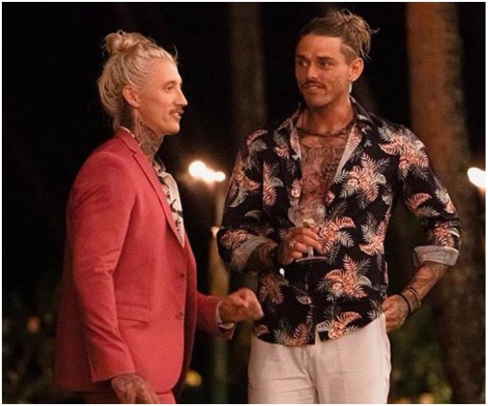 """The huge social media """"unfollow"""" for Bachelor in Paradise's Ciarran and Timm"""