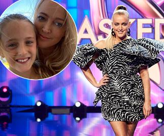 EXCLUSIVE: The Masked Singer's Jackie O reveals her hidden heartbreak over daughter Kitty